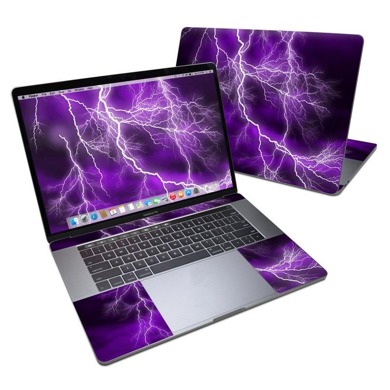 Apocalypse Violet MacBook Pro 15-inch (2016) Skin