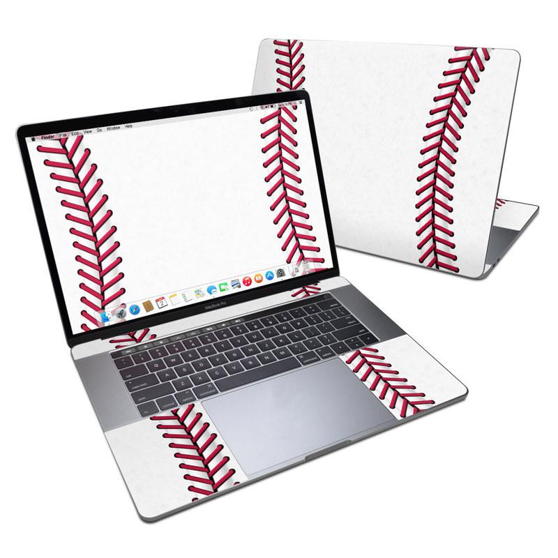 Baseball MacBook Pro 15-inch Skin
