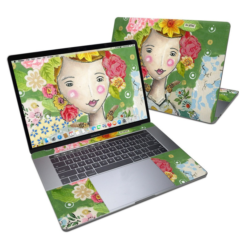 Be Glad MacBook Pro 15-inch Skin