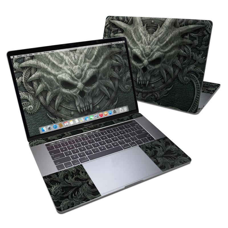 Black Book MacBook Pro 15-inch (2016) Skin