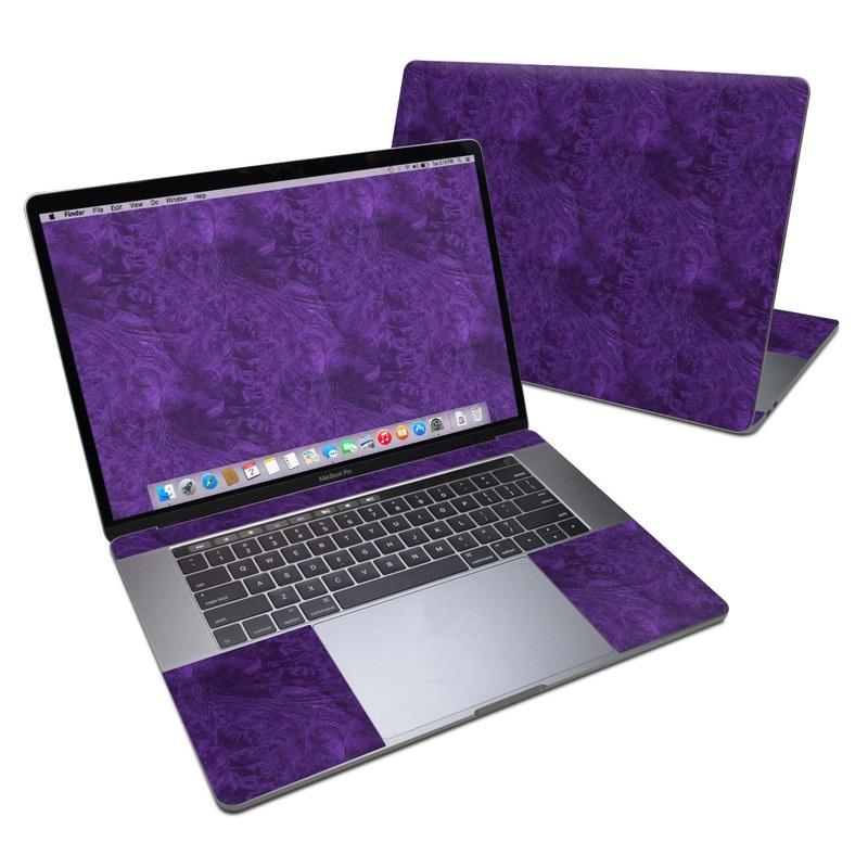 Purple Lacquer MacBook Pro 15-inch Skin