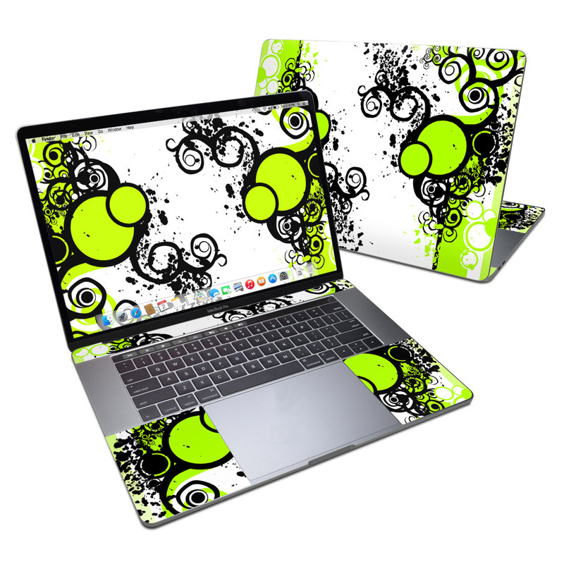 Simply Green MacBook Pro 15-inch Skin