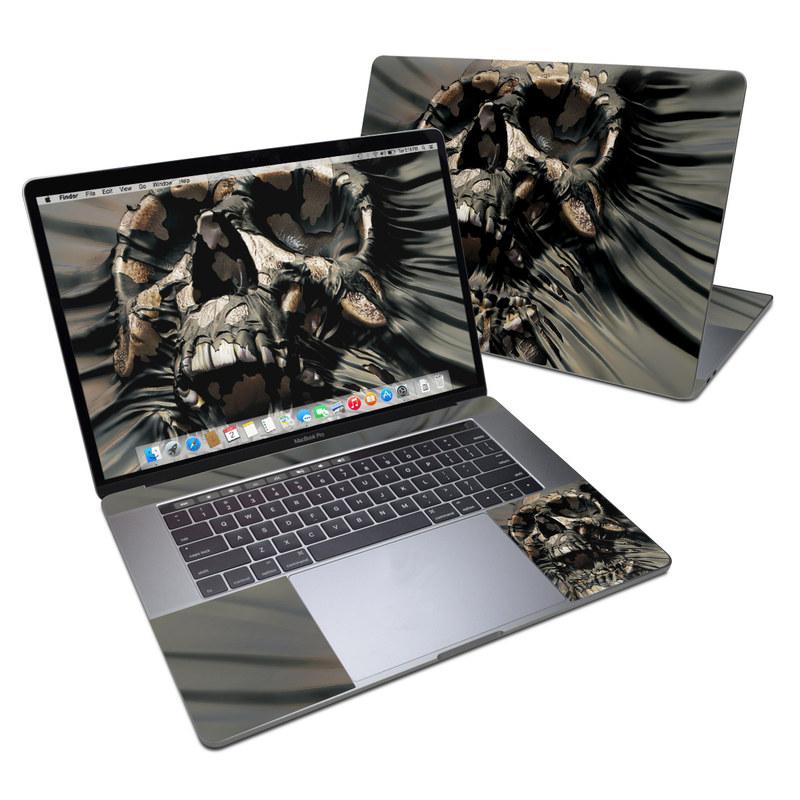 Skull Wrap MacBook Pro 15-inch Skin