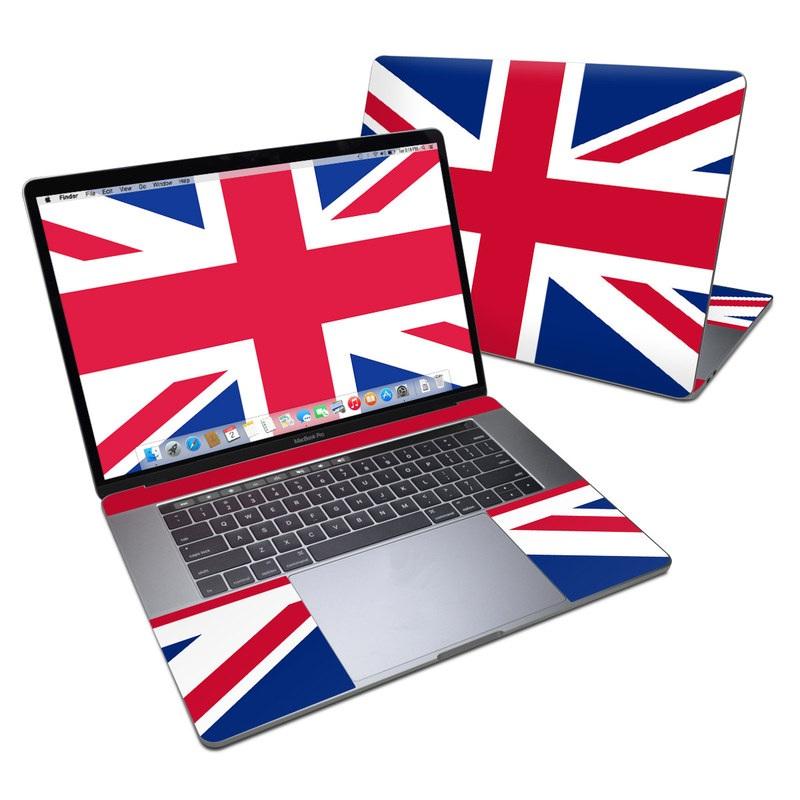 Union Jack MacBook Pro 15-inch Skin
