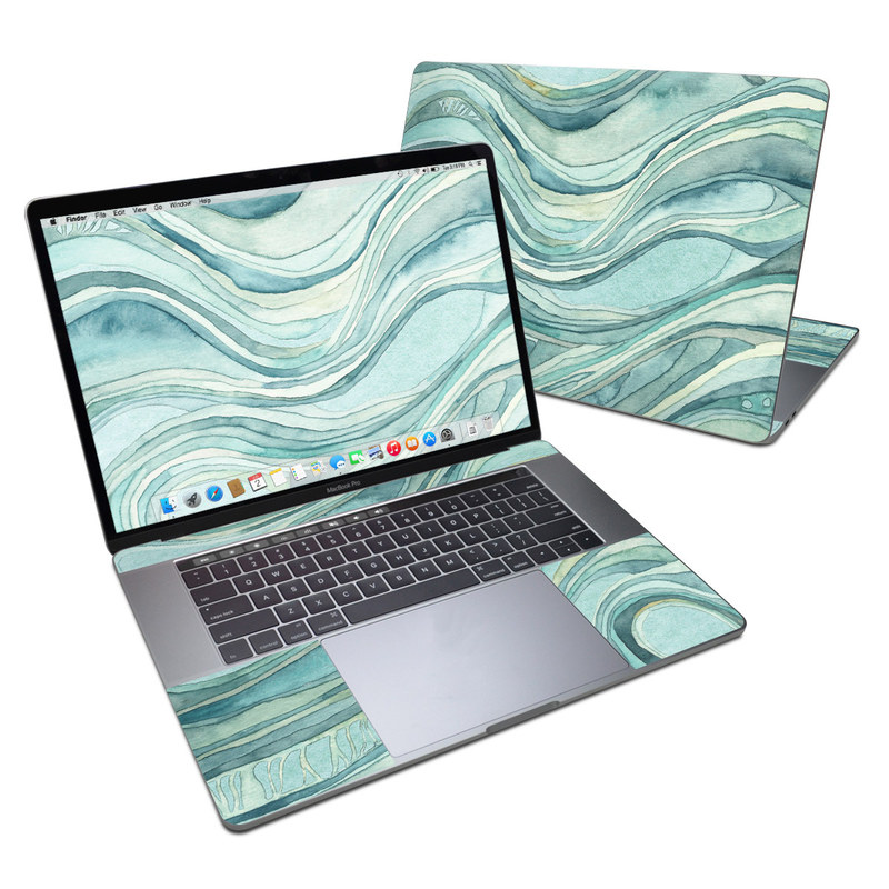 Waves MacBook Pro 15-inch Skin