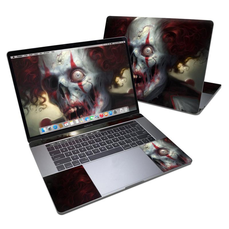 Zombini MacBook Pro 15-inch (2016) Skin