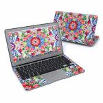Mandala Roses MacBook Air 11-inch Skin