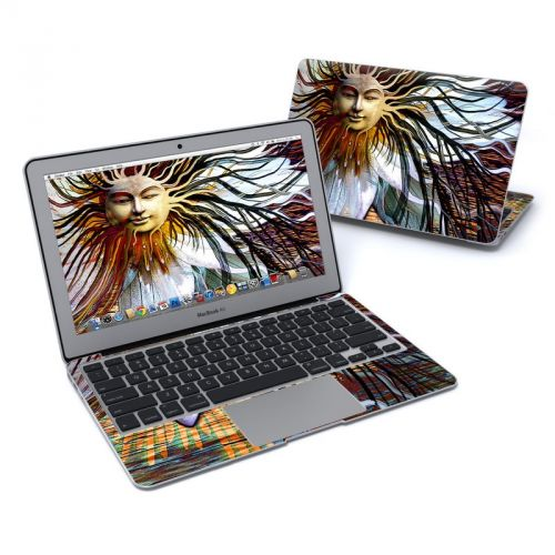 Elemental Dawn MacBook Air 11-inch Skin