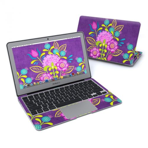 Floral Bouquet MacBook Air 11-inch Skin