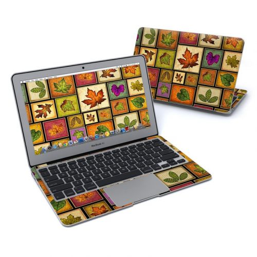 Fall Leaves MacBook Air 11-inch Skin