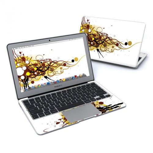 Mardi Gras MacBook Air 11-inch Skin