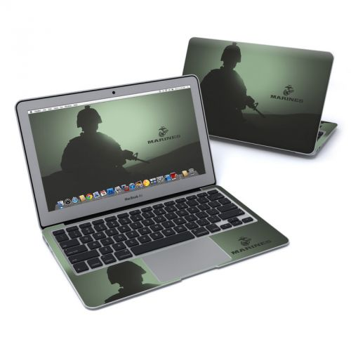 Night Vision MacBook Air 11-inch Skin