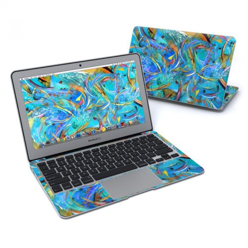Playful MacBook Air 11-inch Skin