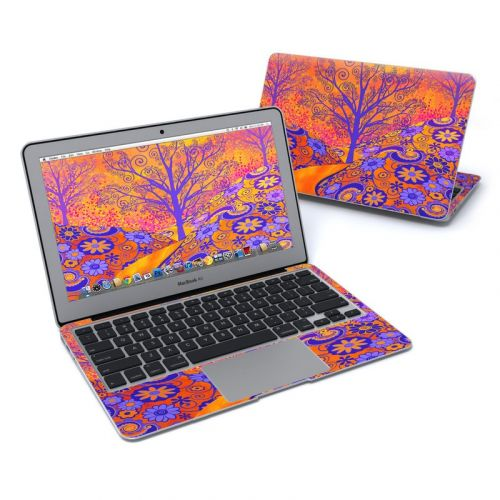 Sunset Park MacBook Air 11-inch Skin