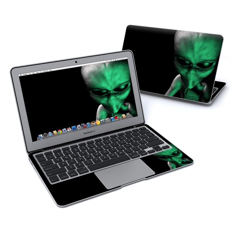 Abduction MacBook Air 11-inch Skin