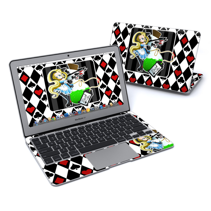 Alice MacBook Air 11-inch Skin