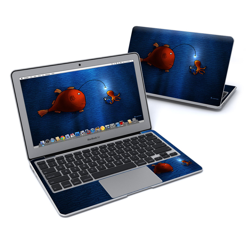 Angler Fish MacBook Air 11-inch Skin