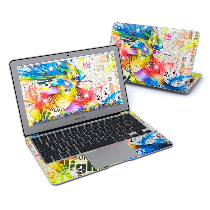 Aoitori MacBook Air 11-inch Skin