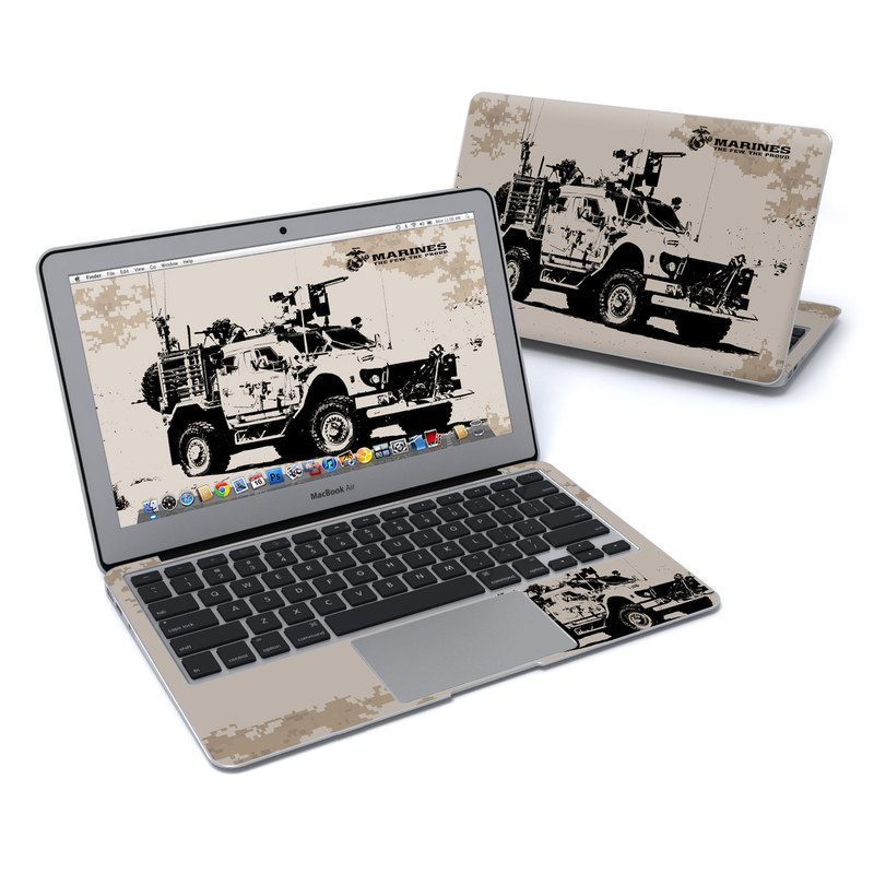 Artillery MacBook Air 11-inch Skin