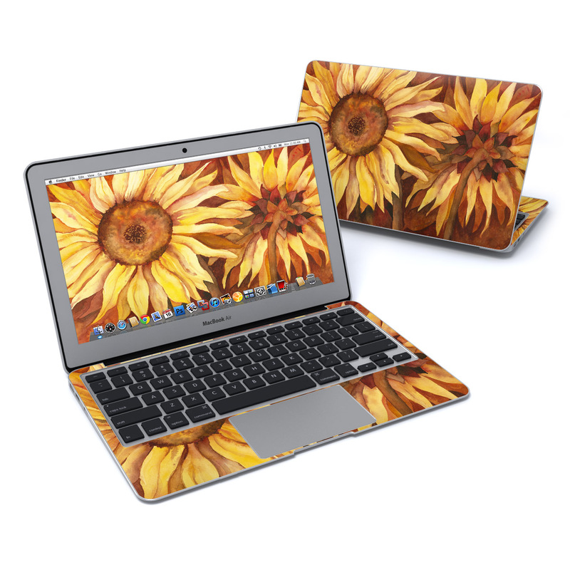 Autumn Beauty MacBook Air 11-inch Skin