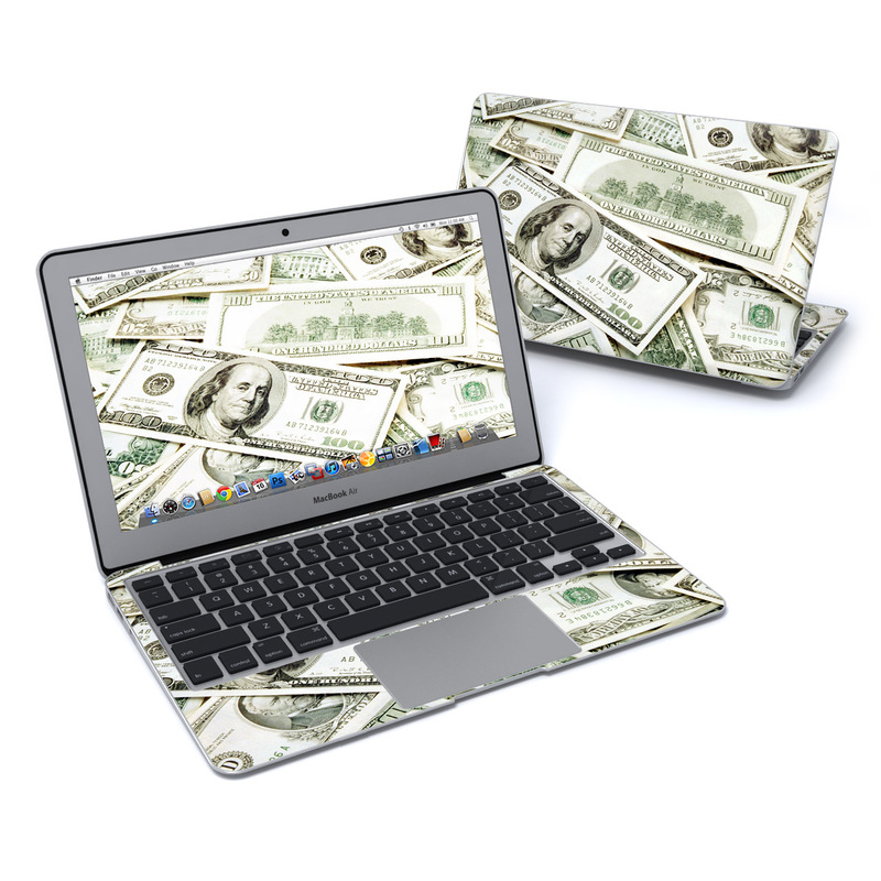 Benjamins MacBook Air 11-inch Skin