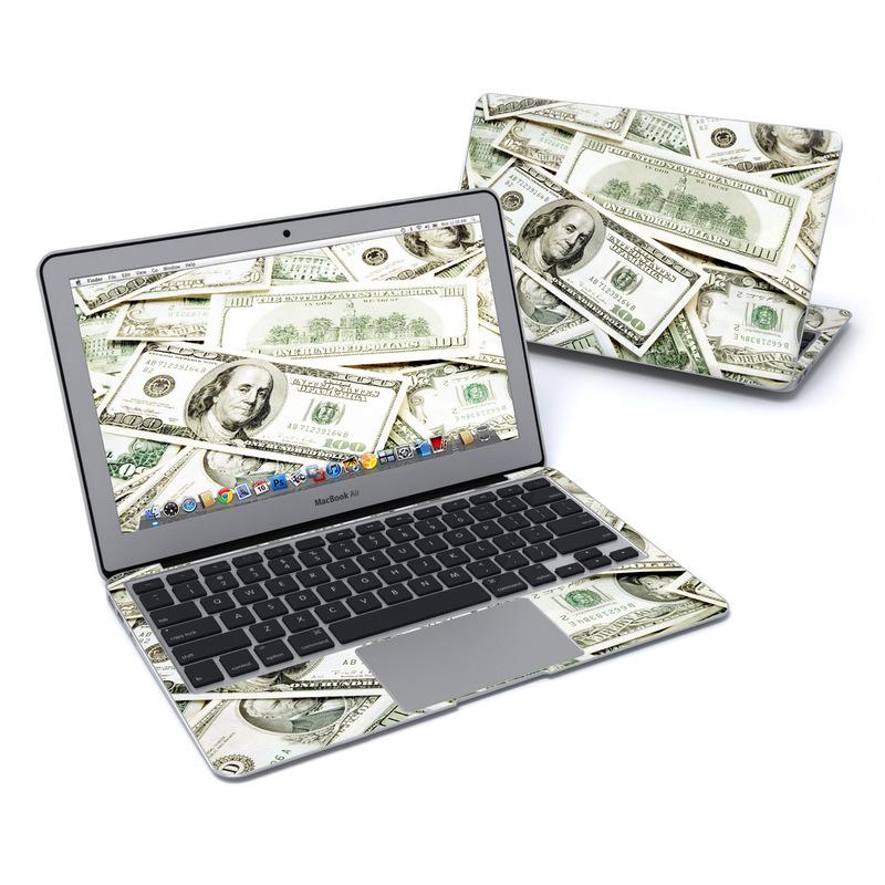 Benjamins MacBook Air 11-inch Skin