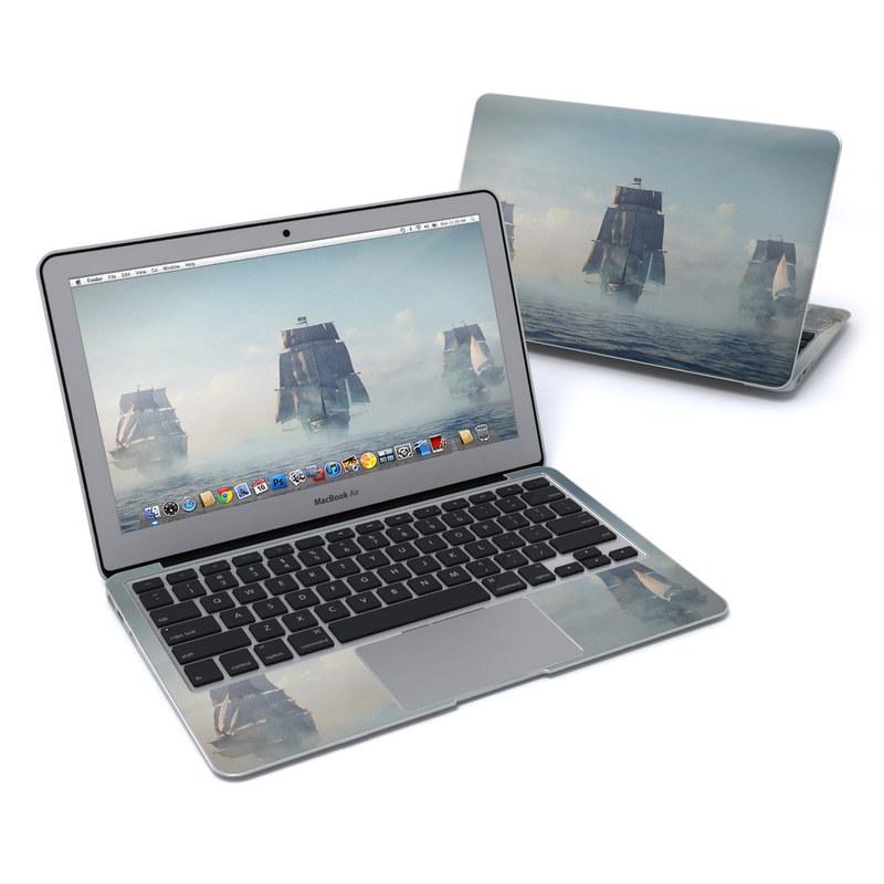 Black Sails MacBook Air Pre 2018 11-inch Skin