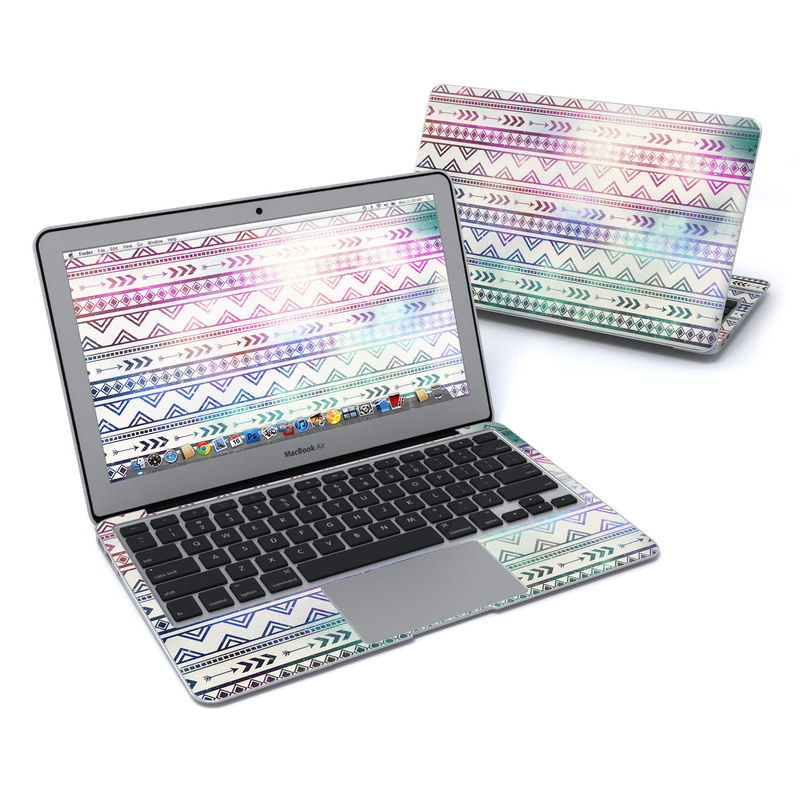 Bohemian MacBook Air 11-inch Skin
