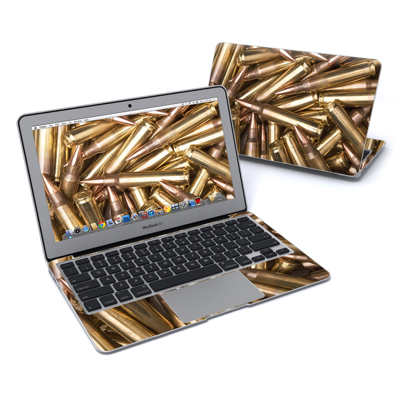 Bullets MacBook Air 11-inch Skin