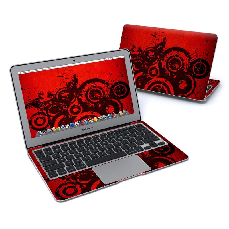 Bullseye MacBook Air 11-inch Skin