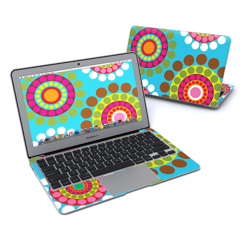 Dial MacBook Air Pre 2018 11-inch Skin