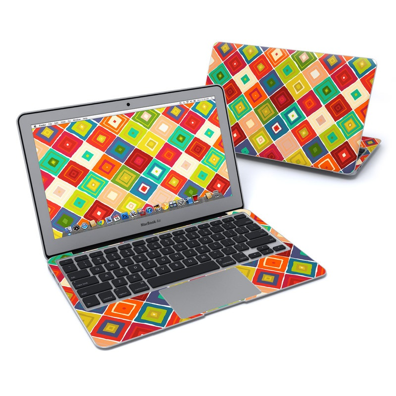Diamante MacBook Air 11-inch Skin