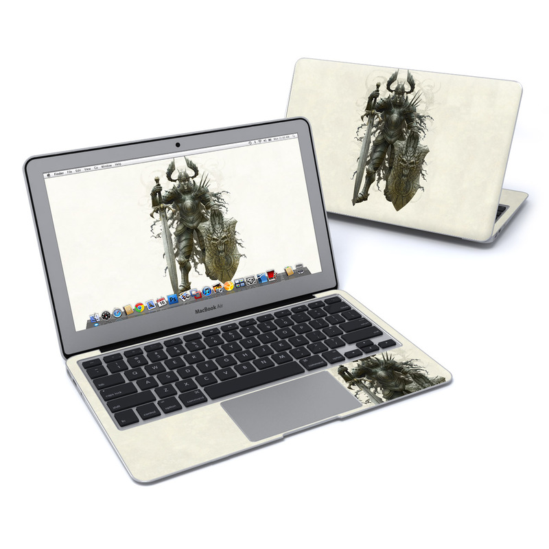 Dark Knight MacBook Air 11-inch Skin