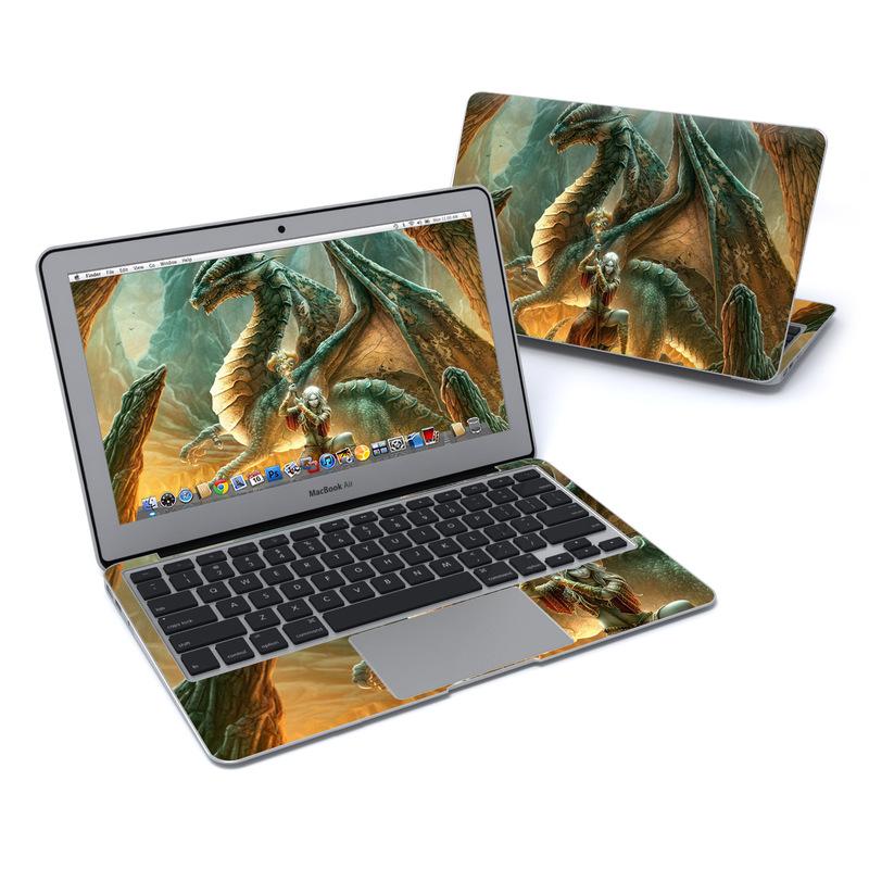Dragon Mage MacBook Air 11-inch Skin