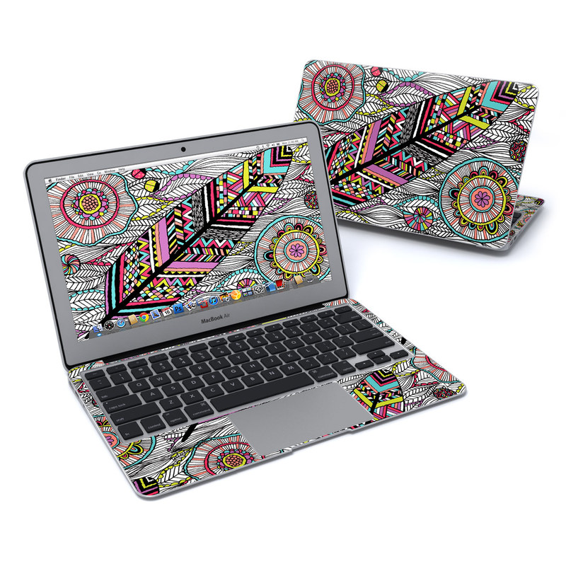 Dream Feather MacBook Air 11-inch Skin