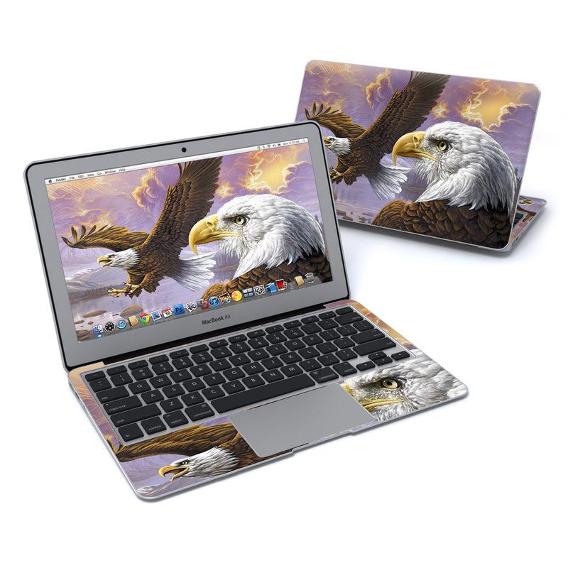 Eagle MacBook Air 11-inch Skin