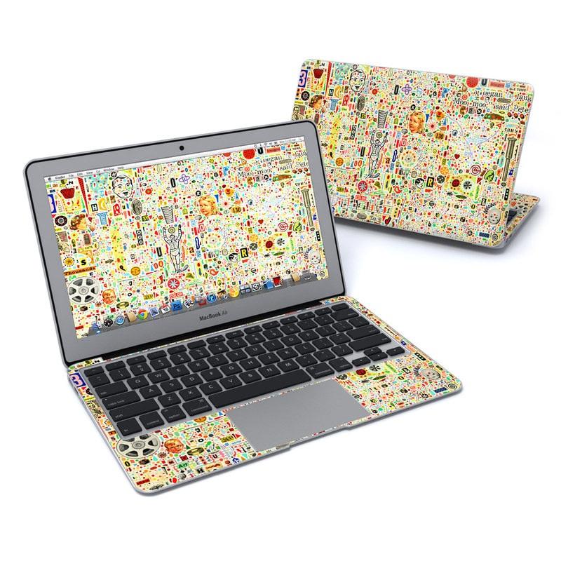 Effloresce MacBook Air 11-inch Skin