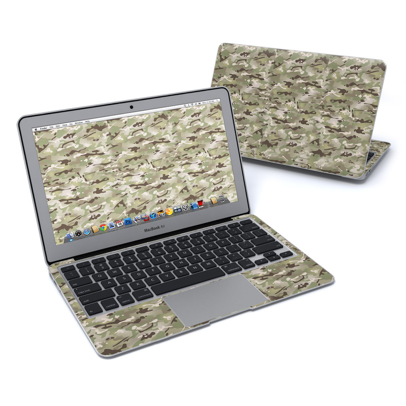 FC Camo MacBook Air 11-inch Skin