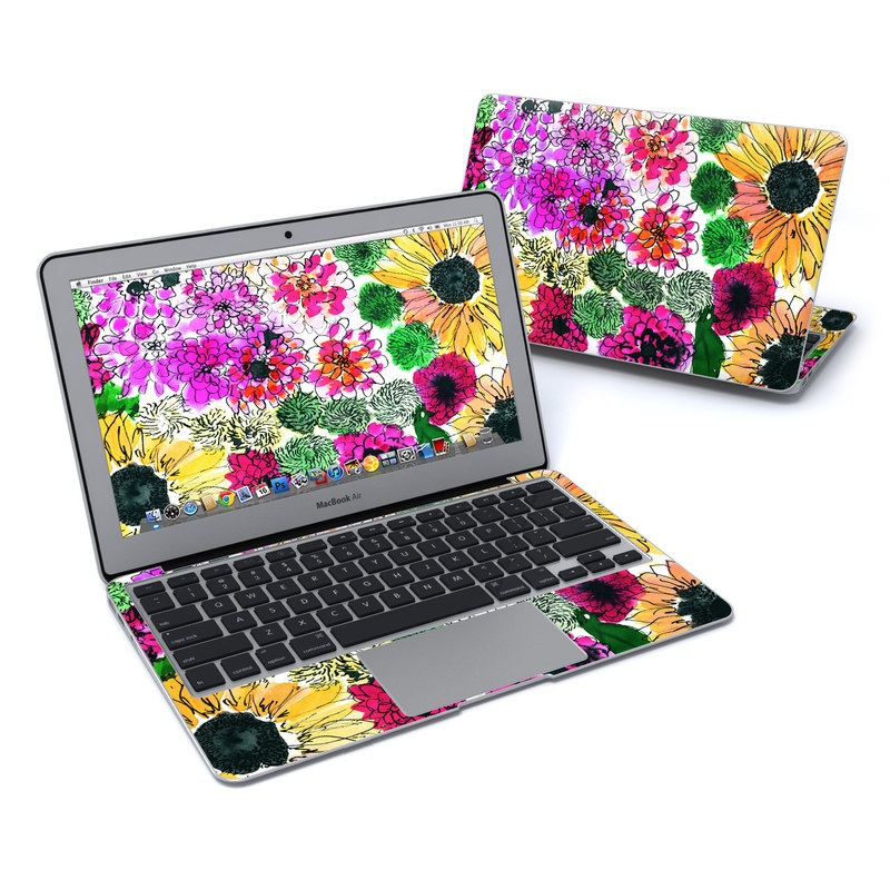 Fiore MacBook Air Pre 2018 11-inch Skin