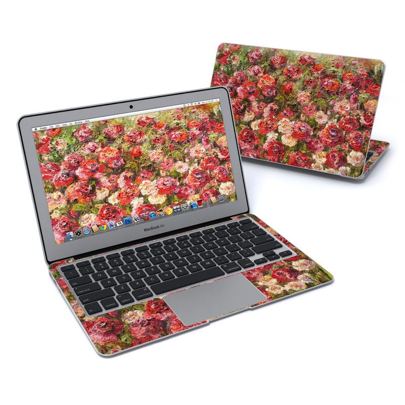 Fleurs Sauvages MacBook Air 11-inch Skin