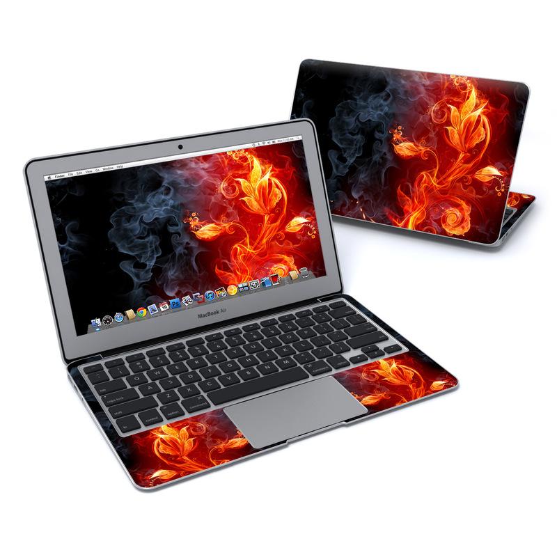 Flower Of Fire MacBook Air 11-inch Skin