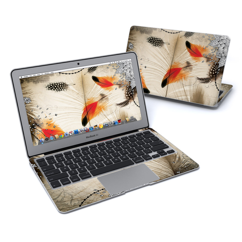 Feather Dance MacBook Air 11-inch Skin