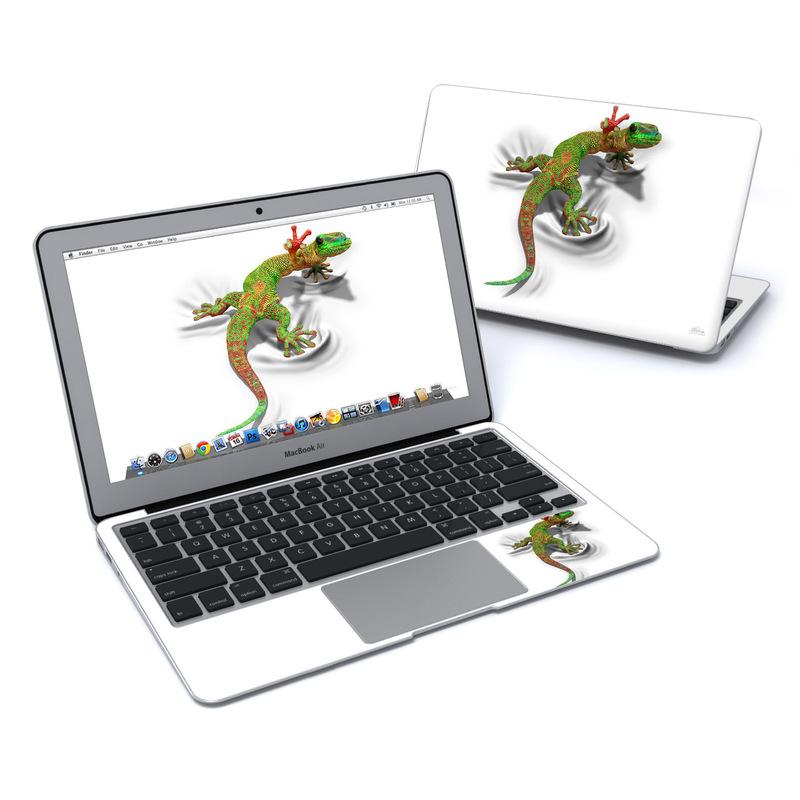 Gecko MacBook Air 11-inch Skin