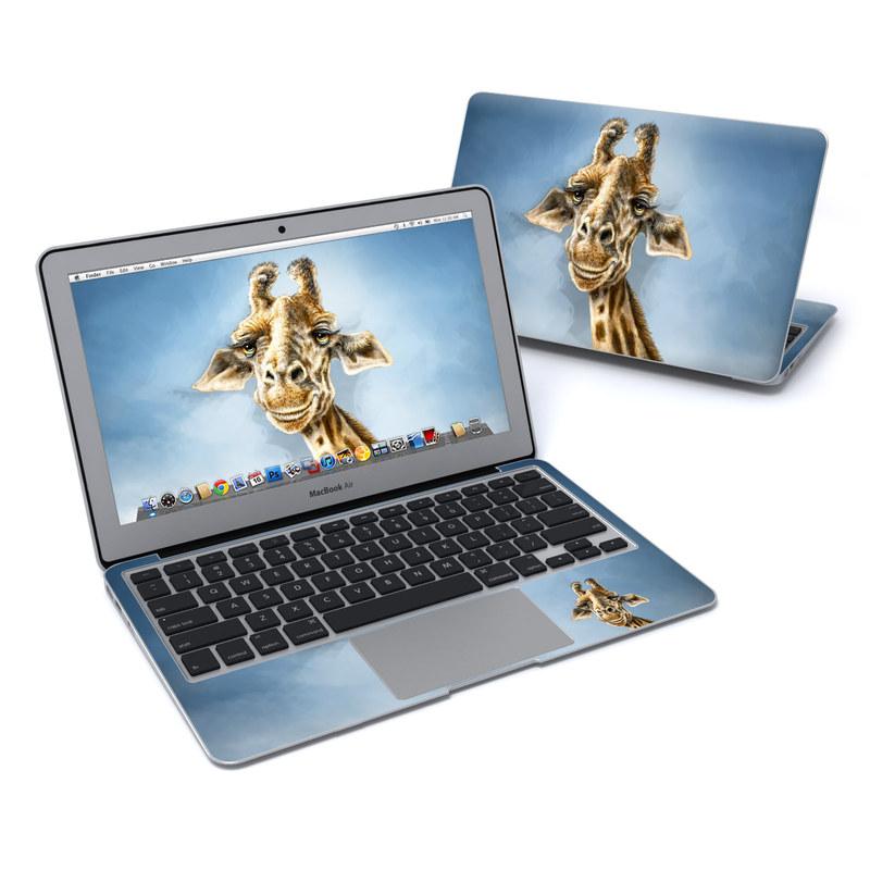 Giraffe Totem MacBook Air Pre 2018 11-inch Skin