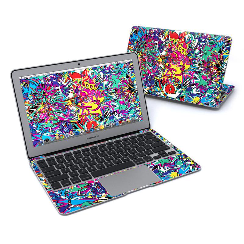 Graf MacBook Air 11-inch Skin