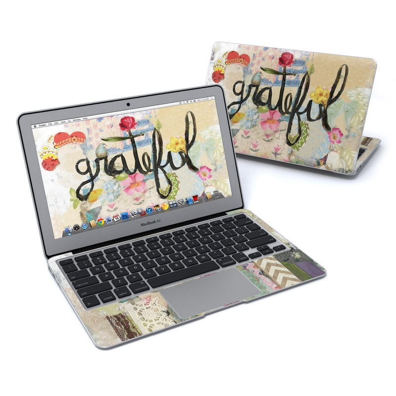 Grateful MacBook Air 11-inch Skin