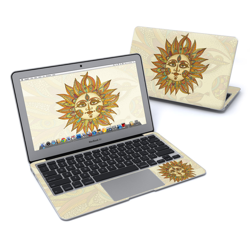Helios MacBook Air 11-inch Skin