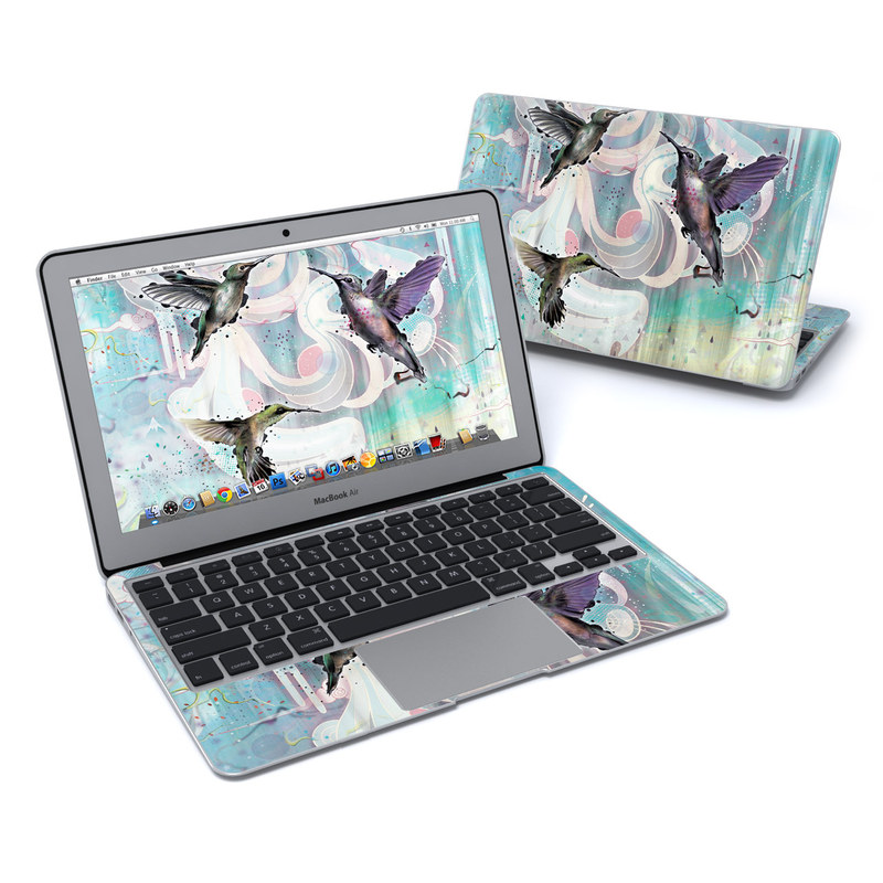 Hummingbirds MacBook Air 11-inch Skin