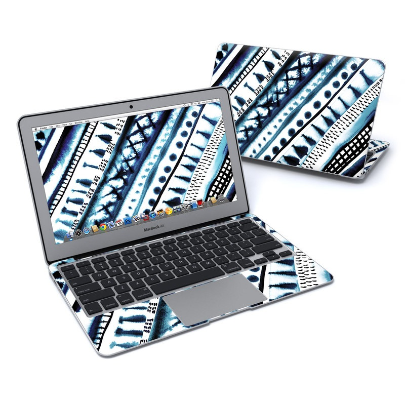 Indigo MacBook Air 11-inch Skin