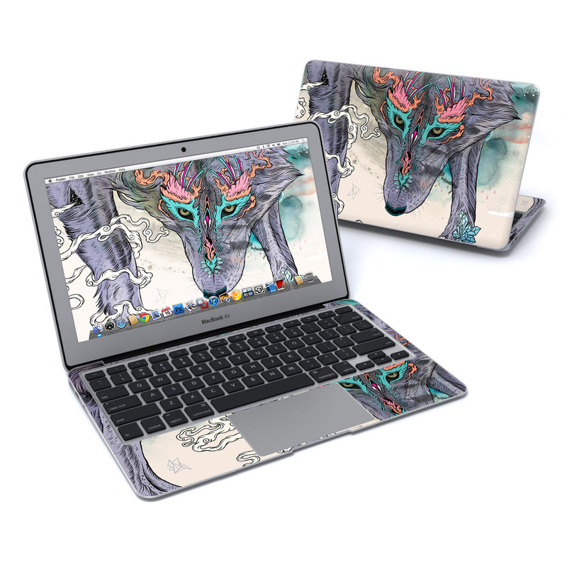 Journeying Spirit MacBook Air 11-inch Skin